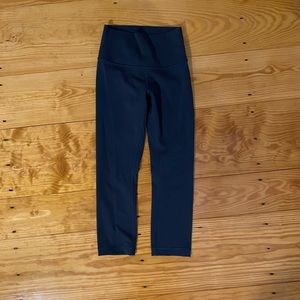 Lululemon Wunder Under Luxtreme Crop Leggings